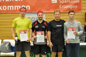 Die Doppelgewinner (Quelle: Facebookseite Erlangen-cup)