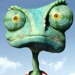 Rango, A Chameleon