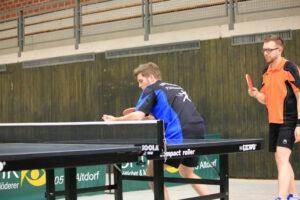 WII - Doppel 3: Matthias Bauer (links) und Frank Riedel