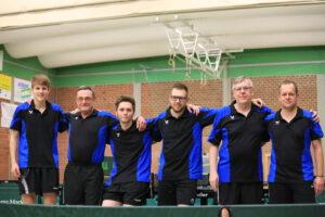 Die Aufstiegsmannschaft des TSV Winkelhaid II (Rückrunde)